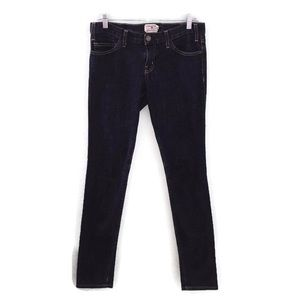 Current/Elliott Deadstock Blue Denim Skinny Jeans